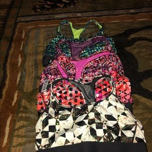 Victoria Secret Sports bra bundle